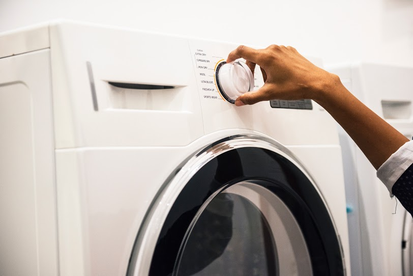 £ 300 grant for a washing machine